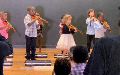 Fun Time Academy Violin Recital