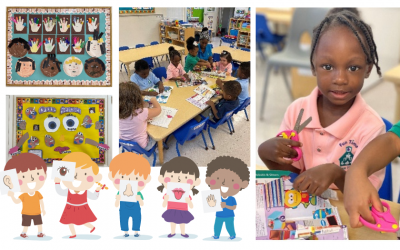 In The Classroom – Focusing on the Five Senses